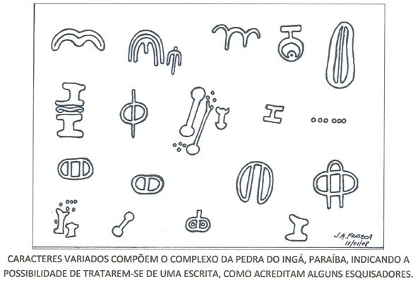 Resultado de imagem para Pedra de Ingá