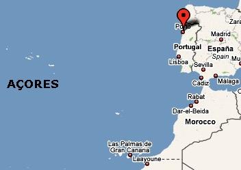 mapa mundo açores Via Fanzine   história mapa mundo açores